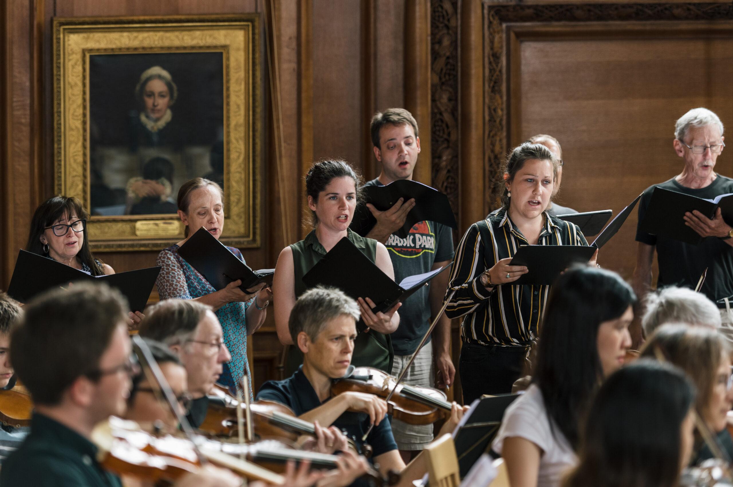 Baroque Summer School at Cambridge