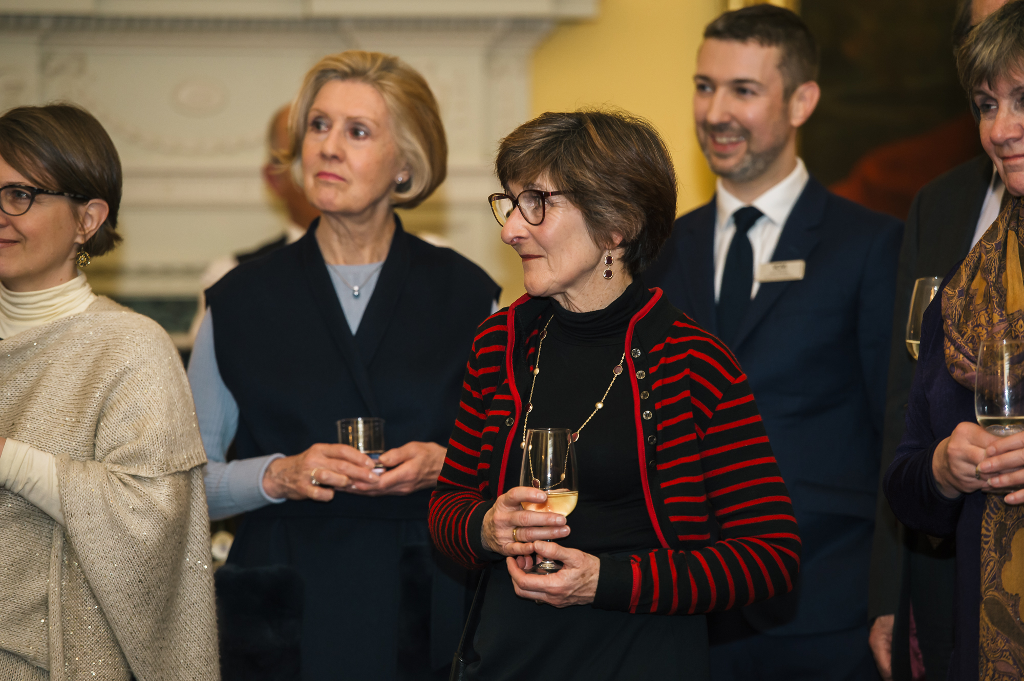 Friends, Patrons and Benefactors at Cambridge Early Music.