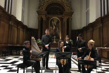 Sollazzo Ensemble at Trinity College
