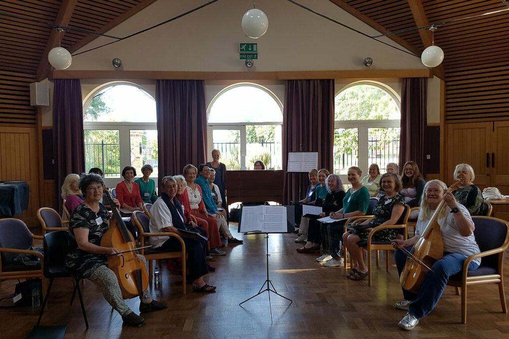 Sisters of Ferrara course at Cambridge